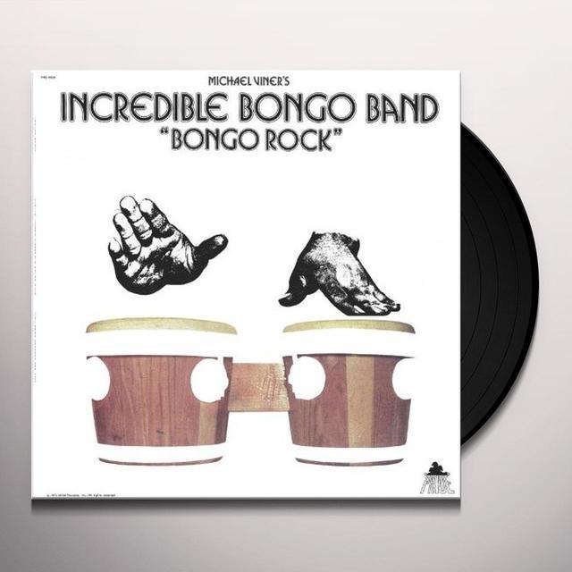 Incredible Bongo Band BONGO ROCK Vinyl Record - Reissue, Japan Import