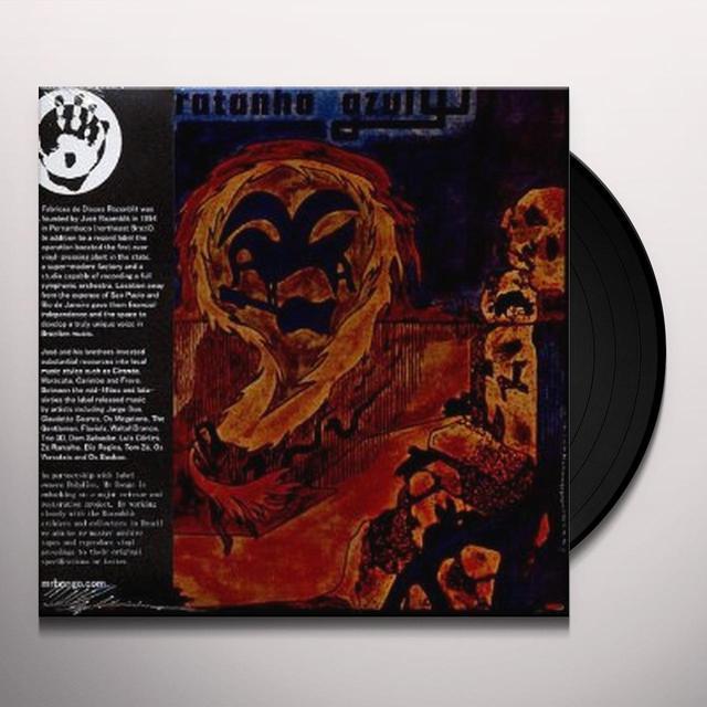 Aratanha Azul HISTORIA DE VICENTE SILVA Vinyl Record