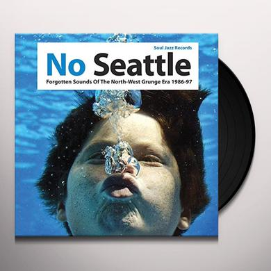 Soul Jazz Records Presents NO SEATTLE: FORGOTTEN SOUNDS OF THE NORTH WEST Vinyl Record