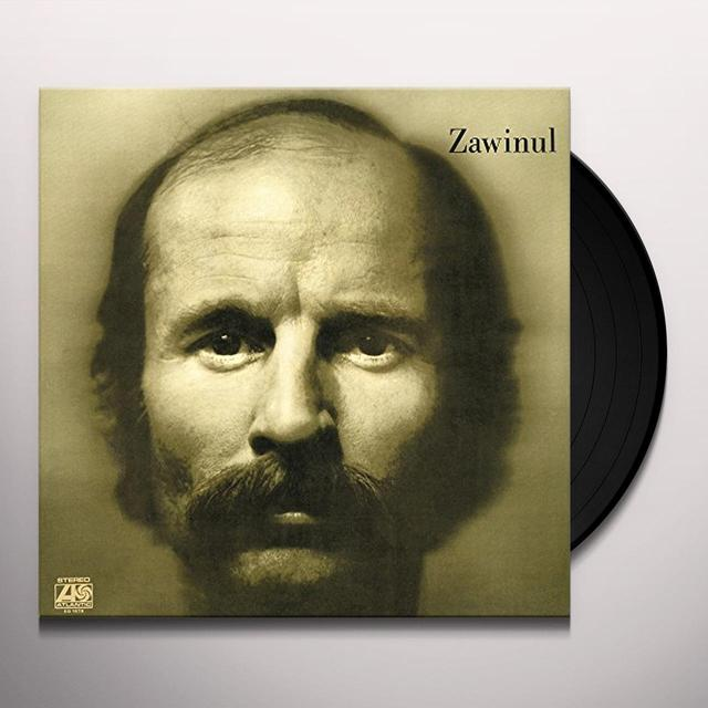 Joe Zawinul ZAWINUL Vinyl Record - Holland Import