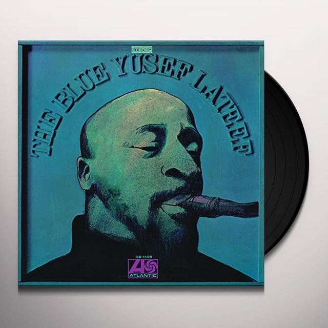 BLUE YUSEF LATEEF Vinyl Record - Holland Import
