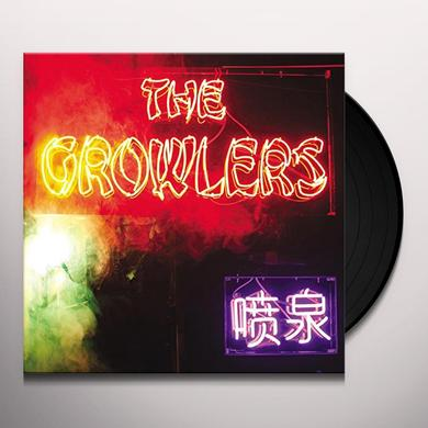 The Growlers CHINESE FOUNTAIN Vinyl Record - UK Import