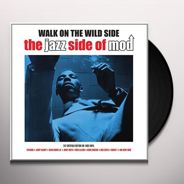 WALK ON THE WILD SIDE: JAZZ SIDE OF MOD / VARIOUS Vinyl Record
