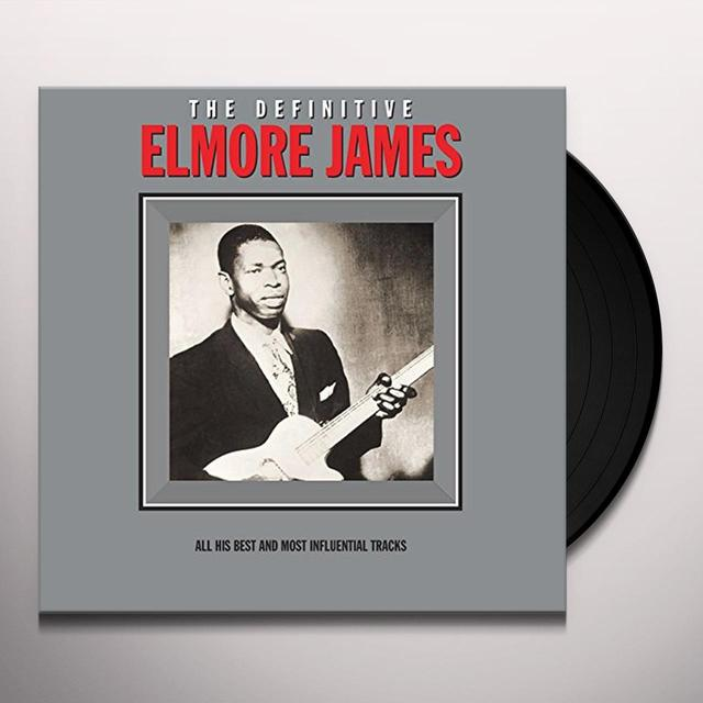 Elmore James DEFINITIVE COLLECTION Vinyl Record - UK Import
