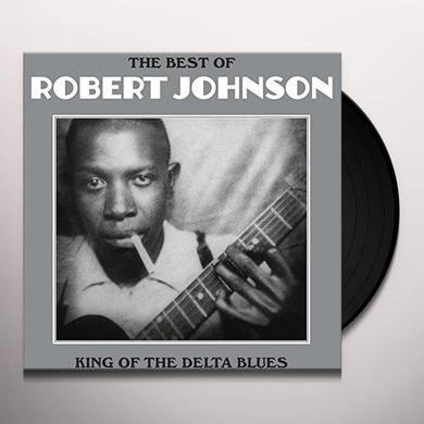Robert Johnson BEST OF Vinyl Record