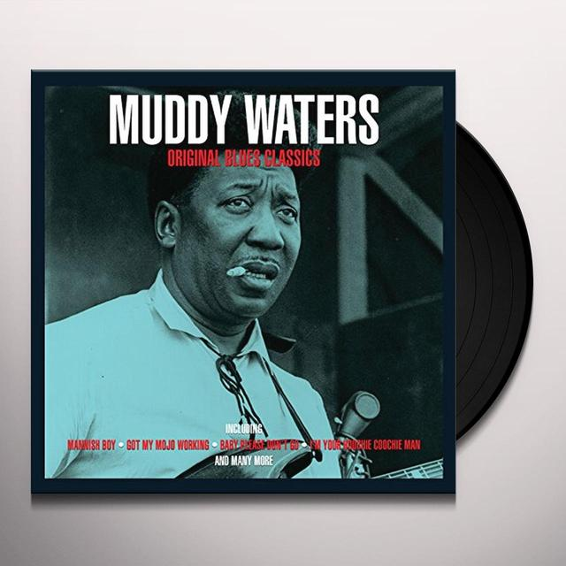 Muddy Waters ORIGINAL BLUES CLASSIC Vinyl Record - UK Import