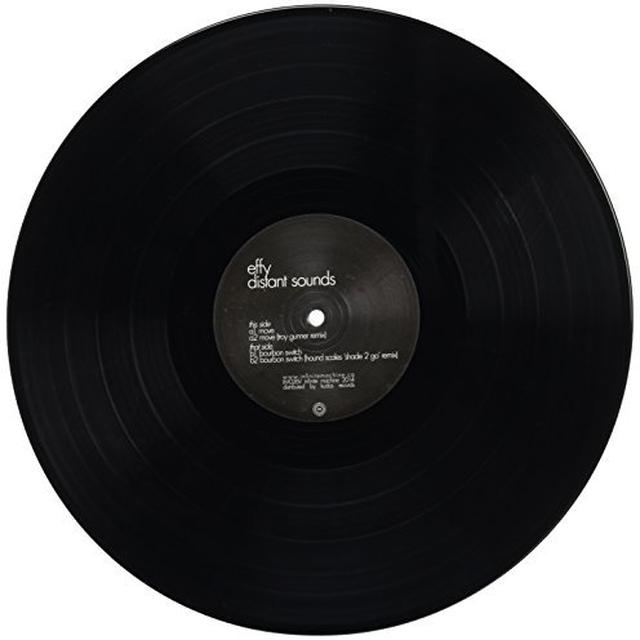 Effy DISTANT SOUNDS Vinyl Record