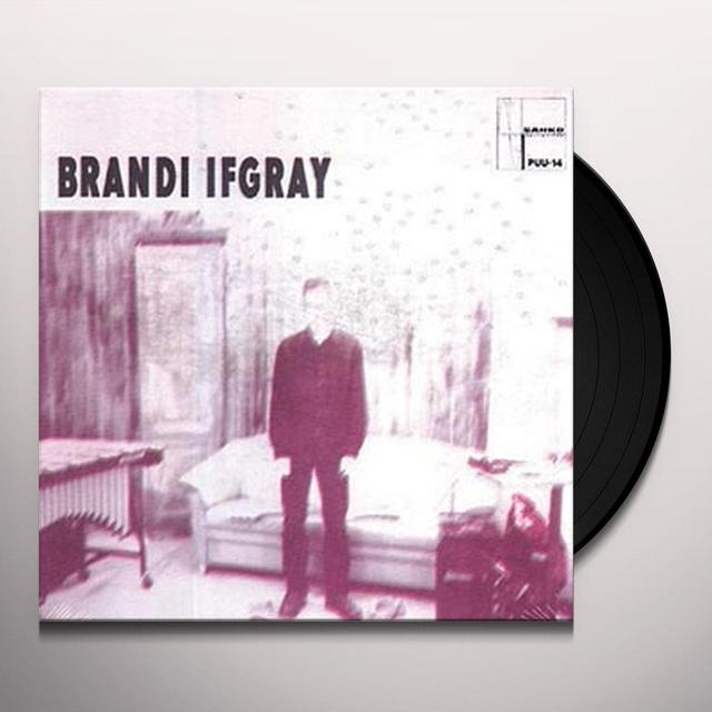 Brandi Ifgray MAURICE FULTON MIXES Vinyl Record - UK Import