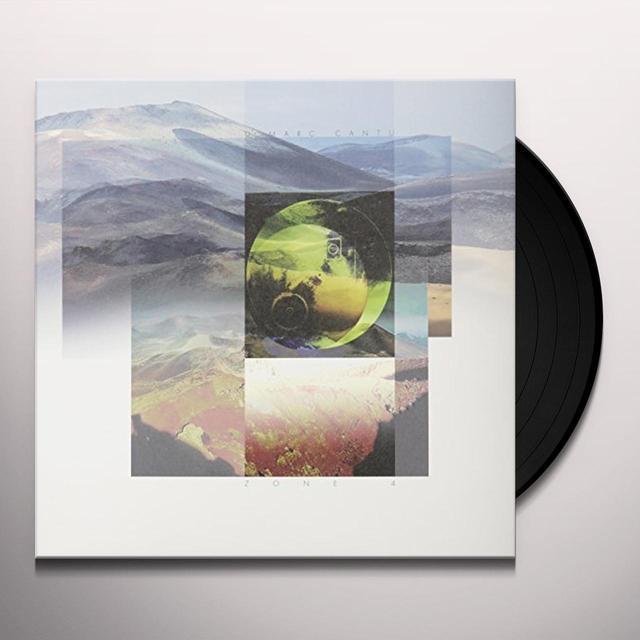 D'Marc Cantu ZONE 4 Vinyl Record - UK Import