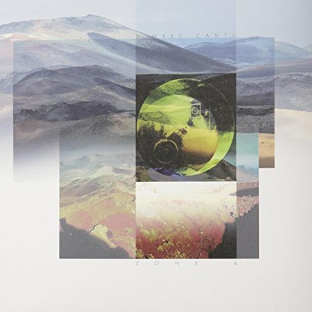 D'Marc Cantu ZONE 4 Vinyl Record - UK Release
