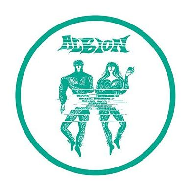 Albion BURNING DISCO Vinyl Record - UK Release