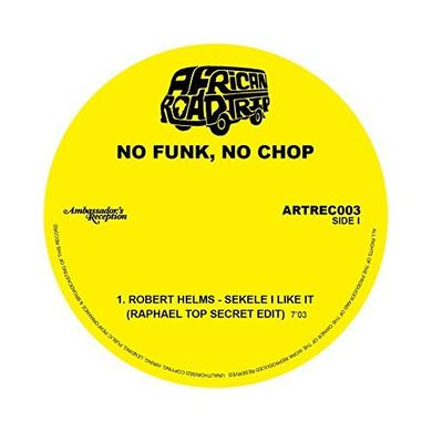 No Funk No Chop (Various Uk) NO FUNK NO CHOP / VARIOUS Vinyl Record - UK Release