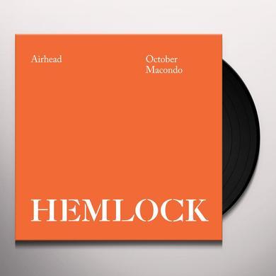 Airhead OCTOBER/MACONDO Vinyl Record - UK Release