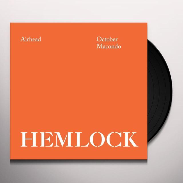 Airhead OCTOBER/MACONDO Vinyl Record - UK Import