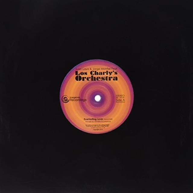 Juan Jorge Montiel Laya & Los Charly'S Orchestra EVERLASTING LOVE Vinyl Record