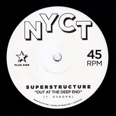 Superstructure OUT AT THE DEEP END Vinyl Record