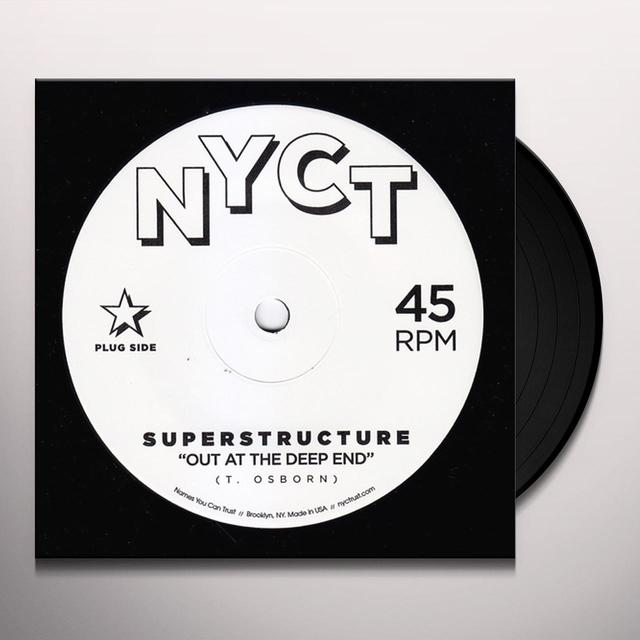 Superstructure OUT AT THE DEEP END Vinyl Record - UK Import