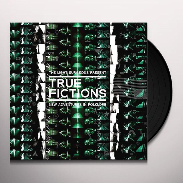 True Fiction (Original Soundtrack Uk) TRUE FICTION / O.S.T. Vinyl Record - UK Import
