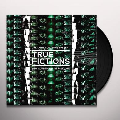 True Fiction (Original Soundtrack Uk) TRUE FICTION / O.S.T. Vinyl Record - UK Release