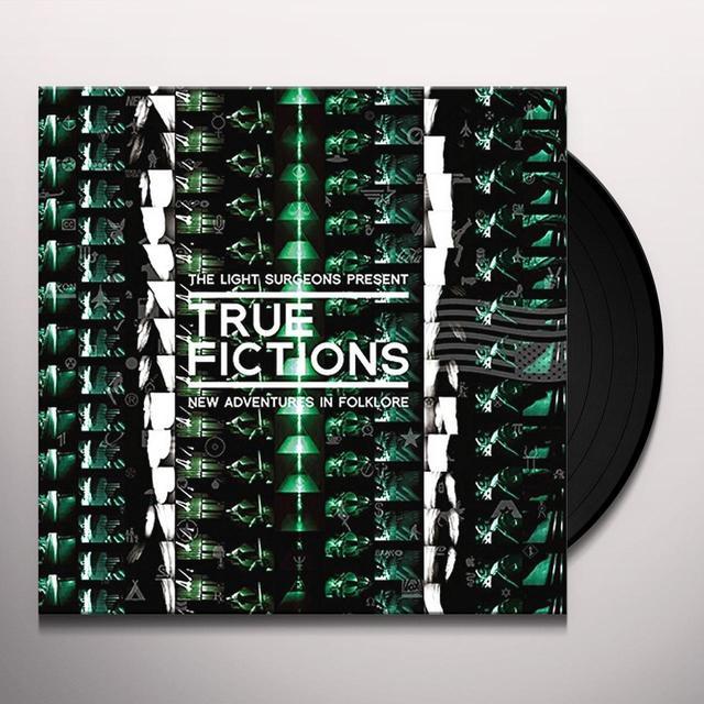True Fiction (Original Soundtrack Uk) TRUE FICTION / O.S.T. Vinyl Record - UK Import