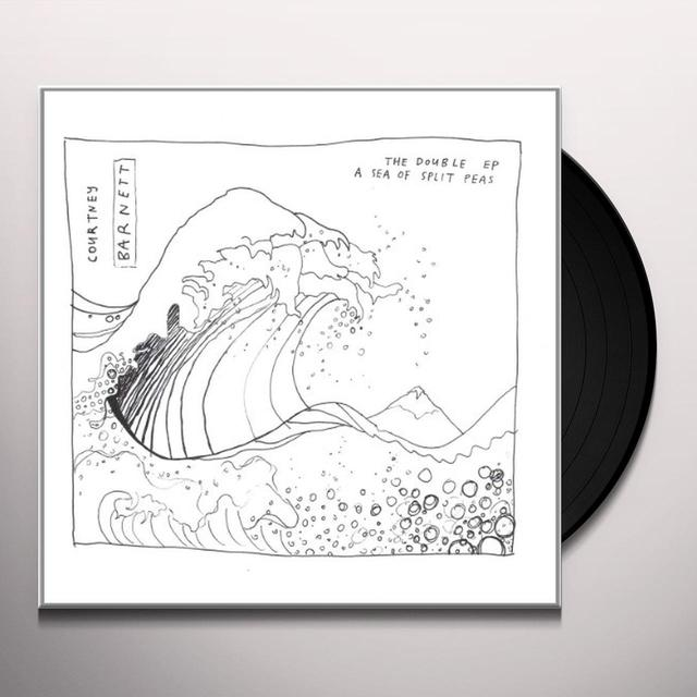Barnett Courtney SEA OF SPLIT PEAS Vinyl Record - Holland Release