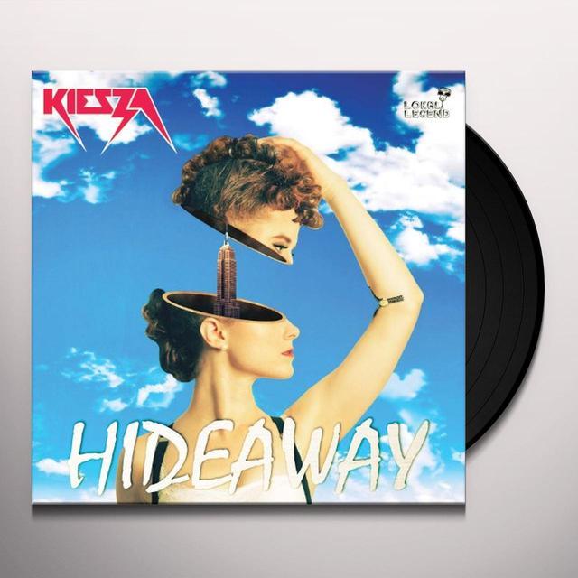 Kiesza HIDEAWA Vinyl Record - Holland Release