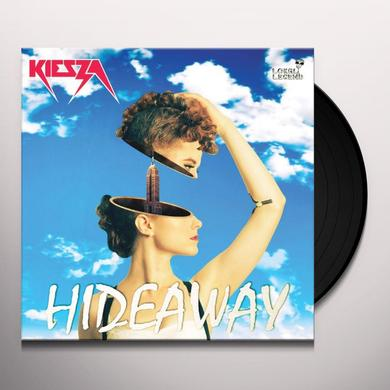 Kiesza HIDEAWA Vinyl Record - Holland Import