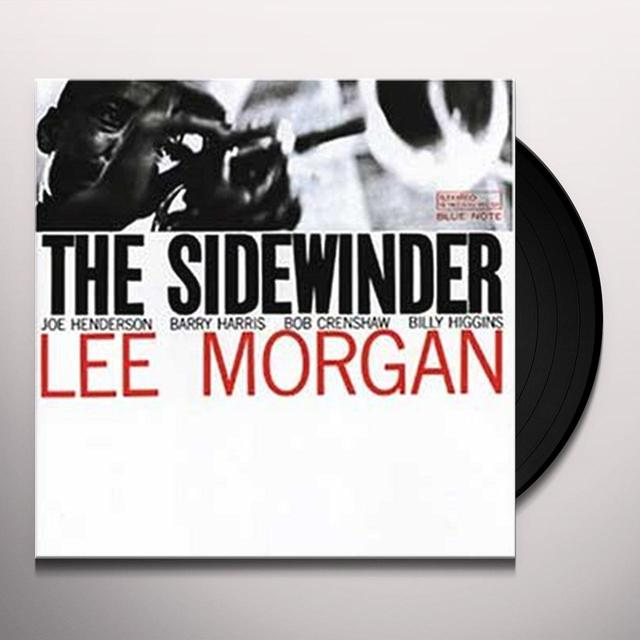 Morgan Lee SIDEWINDER Vinyl Record - Holland Import