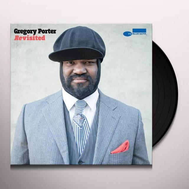 Gregory Porter REVISITED Vinyl Record