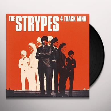 The Strypes 4 TRACK MIND EP Vinyl Record - Holland Import