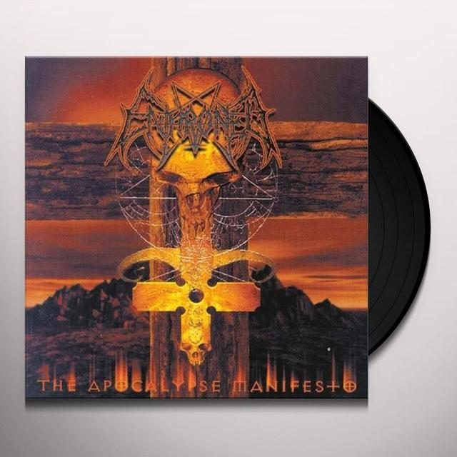 Enthroned APOCALYPSE MANIFESTO (UK) (Vinyl)