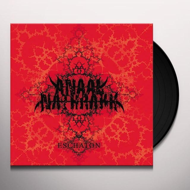Anaal Nathrakh ESCHATON Vinyl Record - UK Import