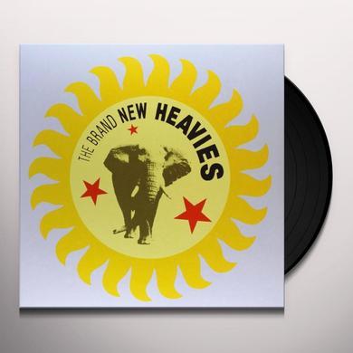 BRAND NEW HEAVIES Vinyl Record - UK Import