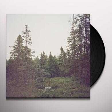 Gidge AUTUMN BELLS Vinyl Record - UK Release