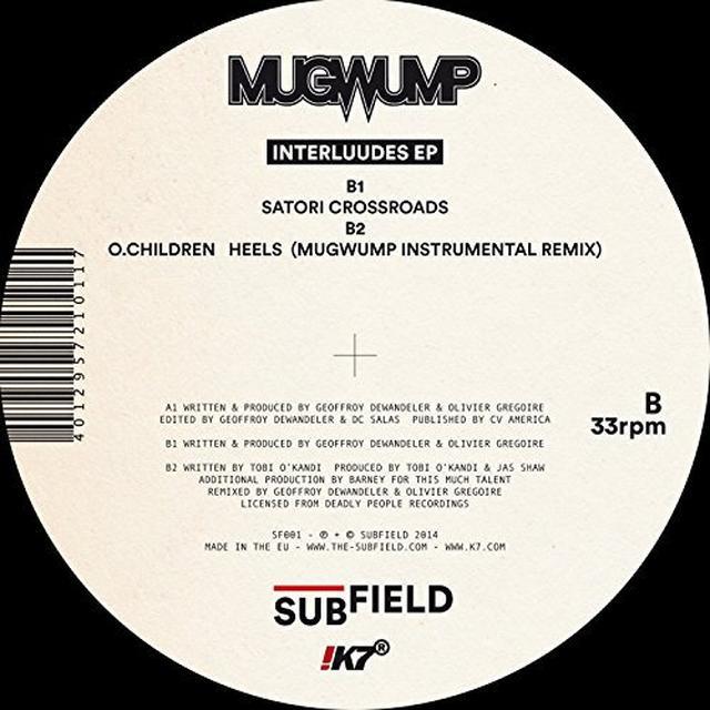 Mugwump INTERLUUDES Vinyl Record