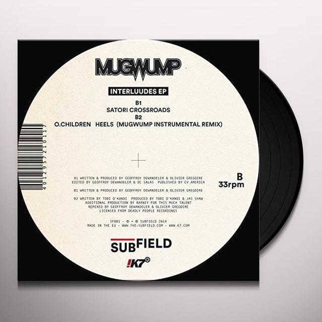 Mugwump INTERLUUDES Vinyl Record - UK Import