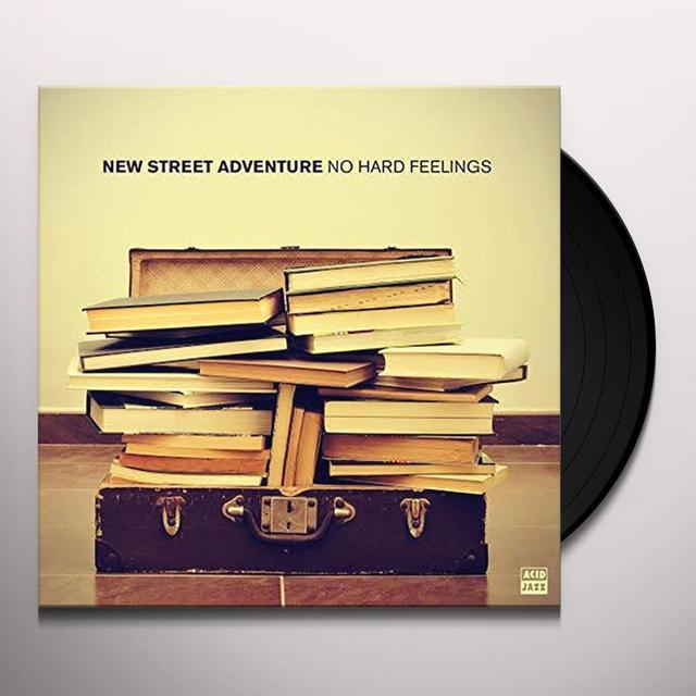 New Street Adventure NO HARD FEELINGS Vinyl Record