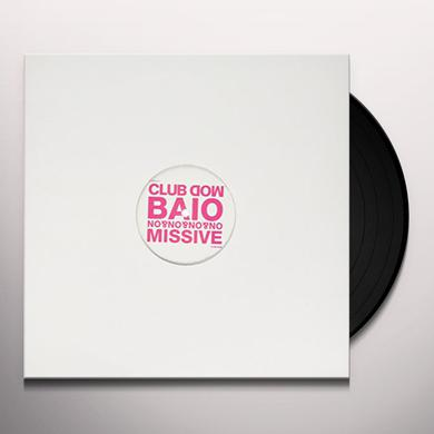 Baio ON & ON Vinyl Record
