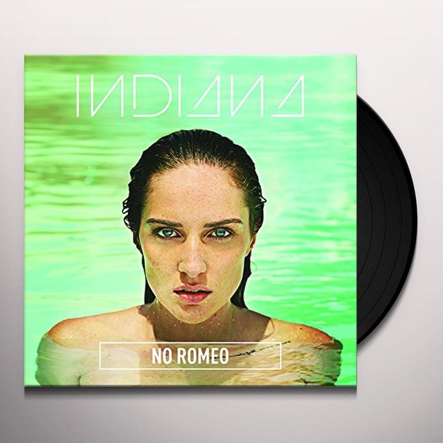 Indiana NO ROMEO Vinyl Record