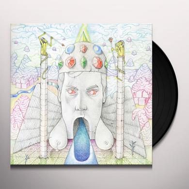 Moodoid LE MONDE MOO Vinyl Record