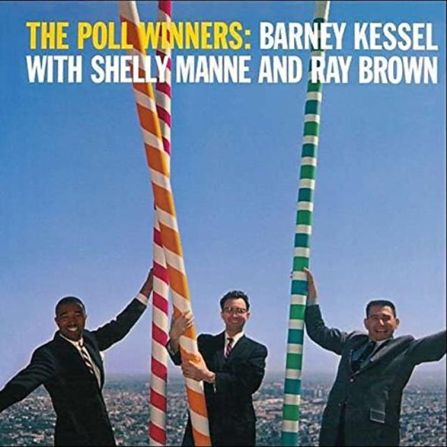 Barney Kessel with Shelly Manne and Ray Brown