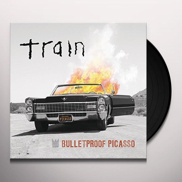 Train BULLETPROOF PICASSO Vinyl Record