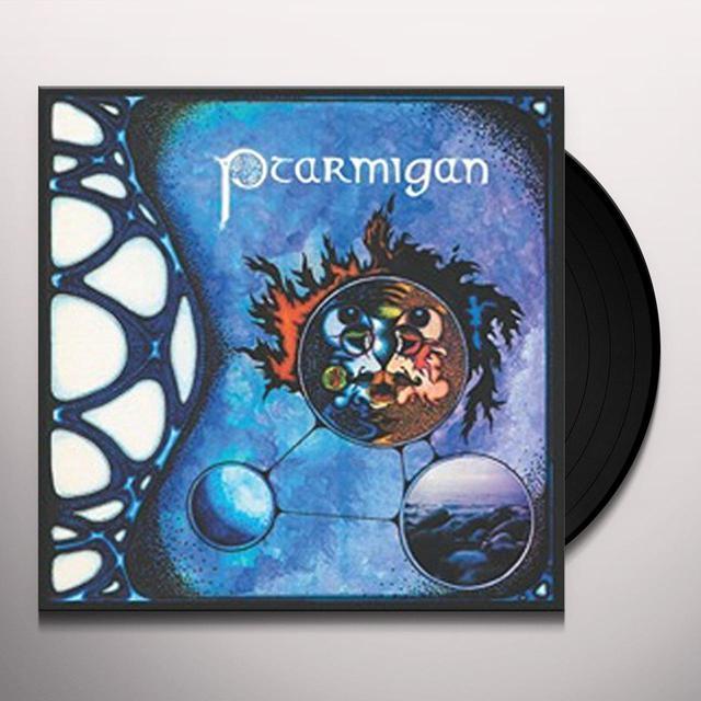PTARMIGAN Vinyl Record - Limited Edition