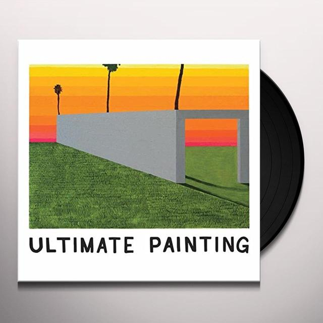ULTIMATE PAINTING Vinyl Record - Black Vinyl