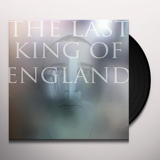 LAST KING OF ENGLAND Vinyl Record - 180 Gram Pressing