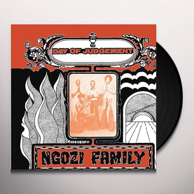 Ngozi Family DAY OF JUDGEMENT Vinyl Record - Deluxe Edition