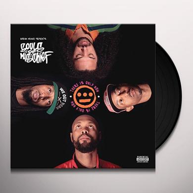 Souls Of Mischief (Presented By Adrian Younge) THERE IS ONLY NOW Vinyl Record