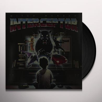 Mitch Murder INTERCEPTOR Vinyl Record