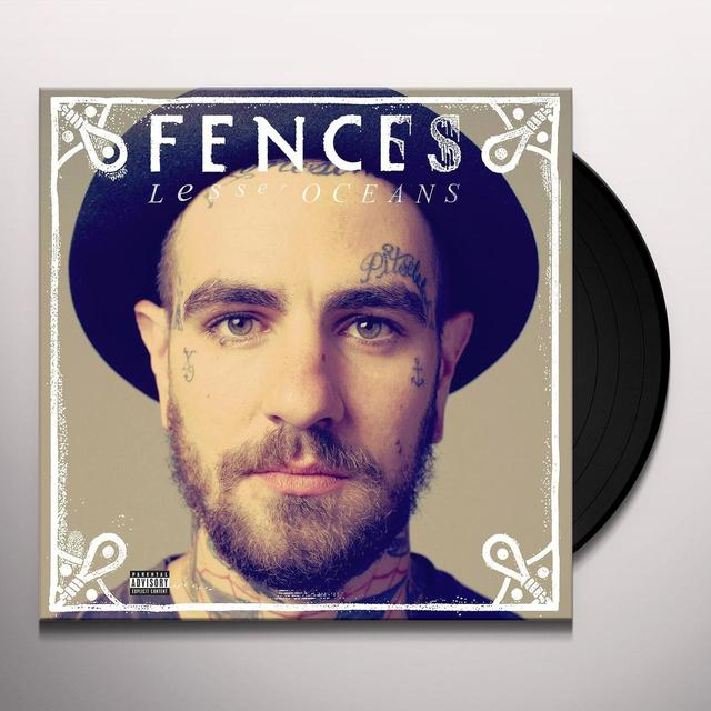 Fences LESSER OCEANS Vinyl Record - Digital Download Included