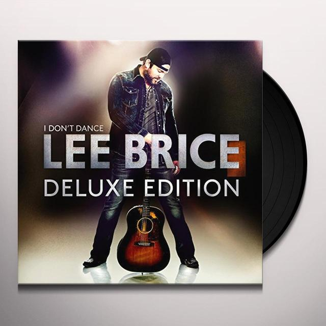 Lee Brice I Don T Dance Vinyl Record 180 Gram Pressing